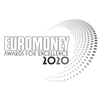 Euromoney Awards for Excellence 2020 logo
