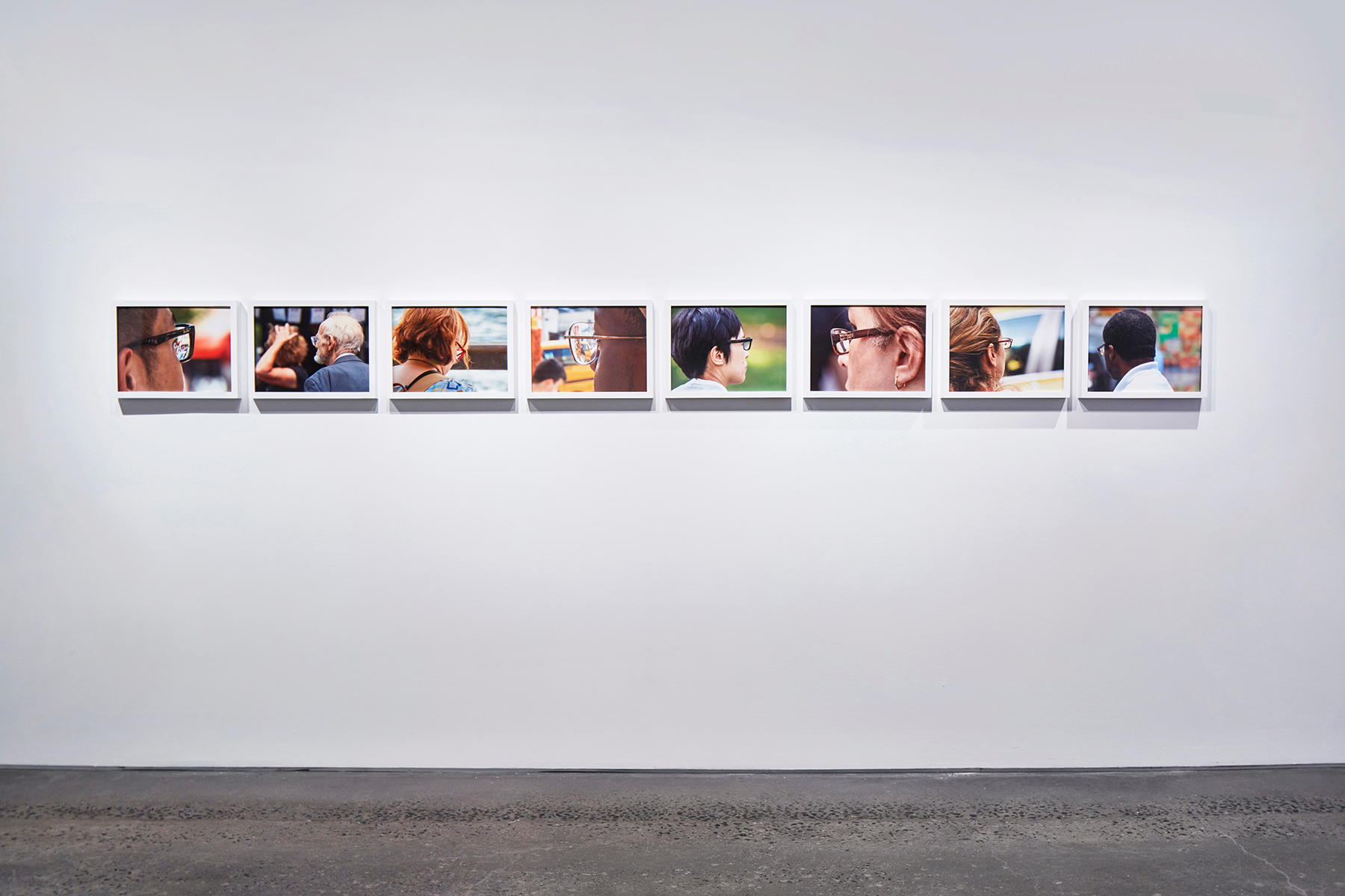 Neil Goldberg: VOTE IN THE MIDTERM ELECTIONS at Cristin Tierney Gallery in Chelsea. Photograph by John Muggenborg.