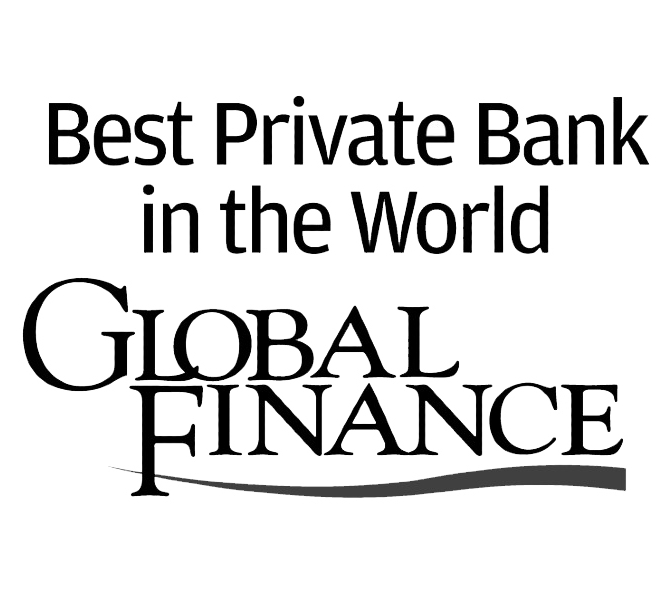 Global Finanace 'Best Private Bank in the World' logo