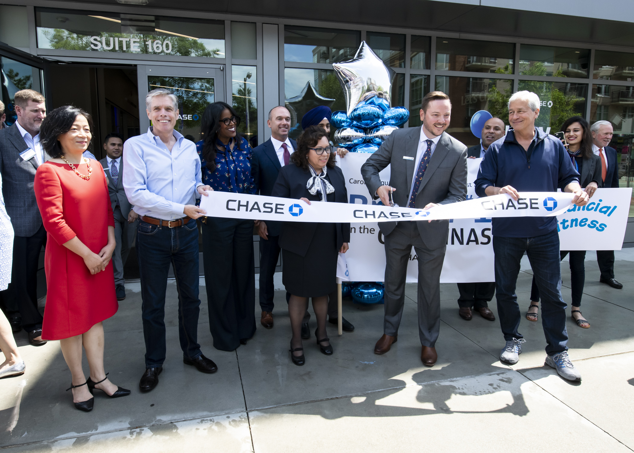 JPMorgan Chase Continues Expansion into North Carolina, Opens First Retail Branch in the State